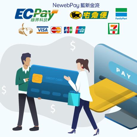ECPay 綠界科技 J2Store 金流模組